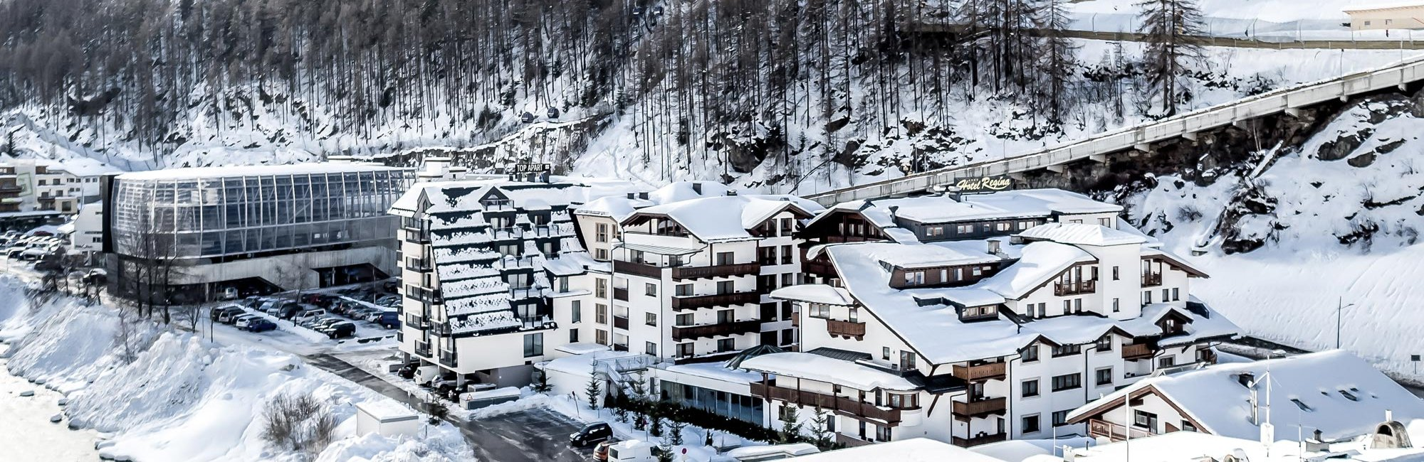 Lage Top Apart Gaislachkogl