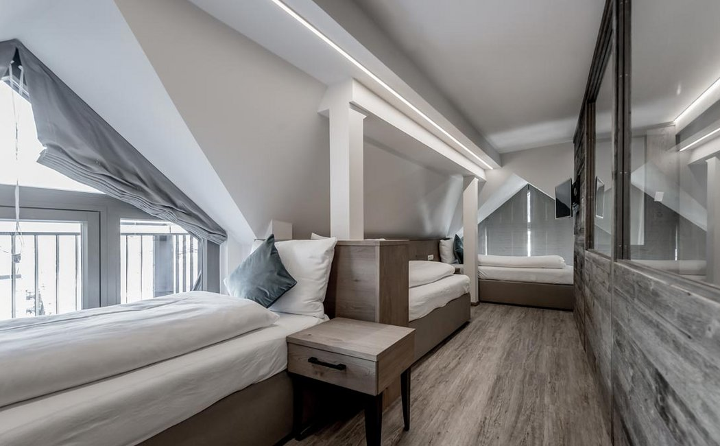 Schlafen Luxury Penthouse Apart
