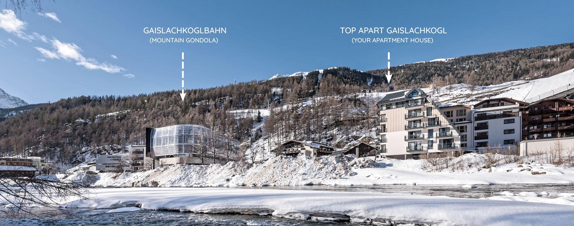 Top Apart Gaislachkogl Sölden
