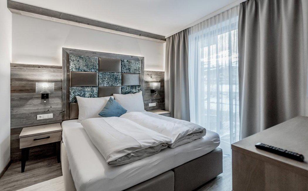 Bedroom Alpine Apart