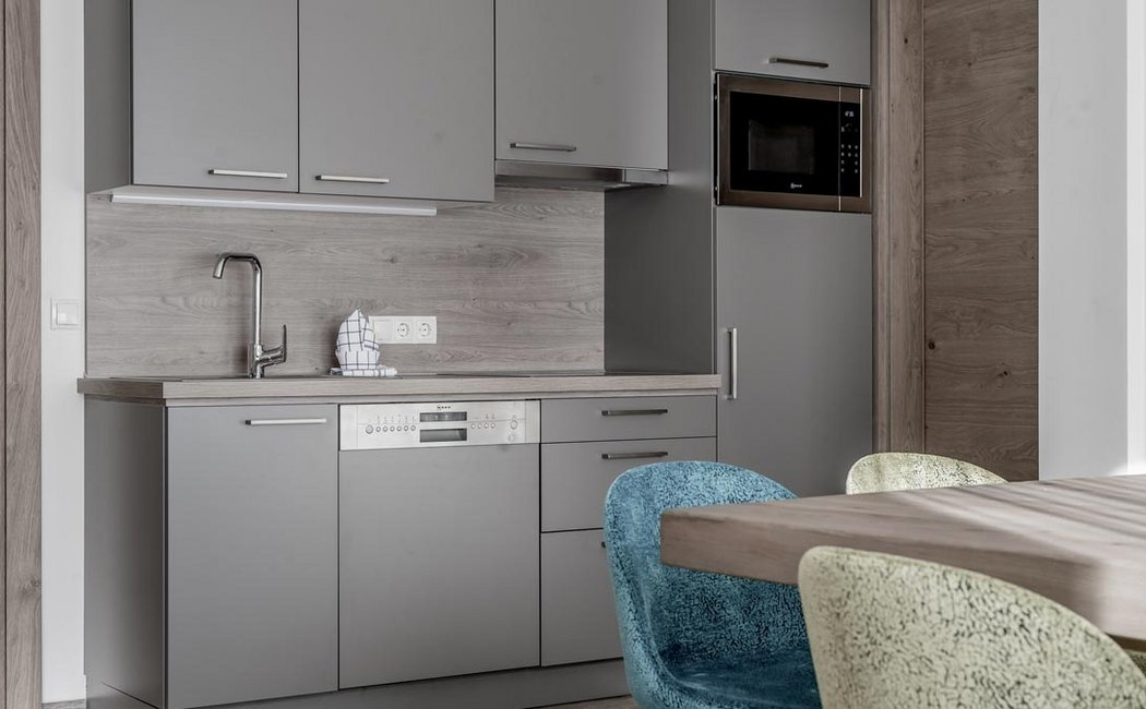 Living Room Alpine Apart