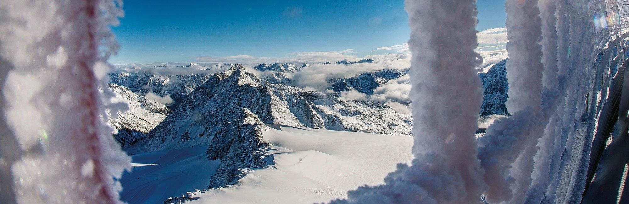 Schneeschuhwandern Ötztal