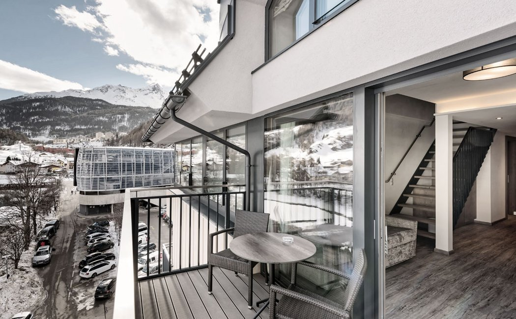 Ausblick Luxury Penthouse Apart