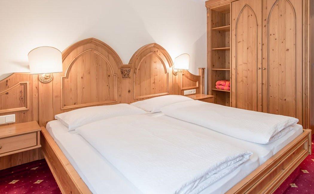 Schlafzimmer Top Apart Gaislachkogl