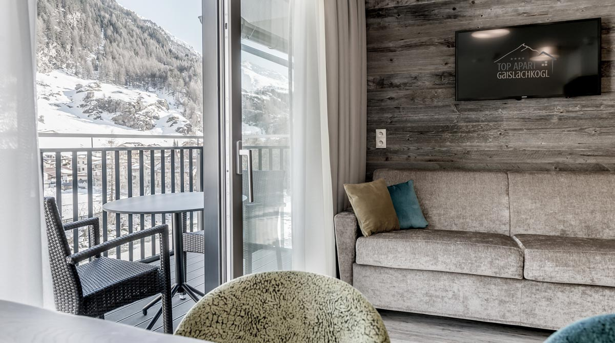 Luxury Appartements Sölden | TOP APART GAISLACHKOGL