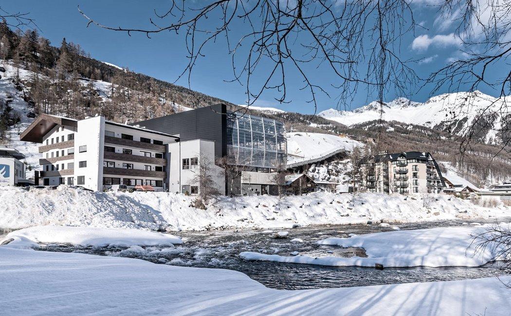 Holidays in Sölden's Premium Location!