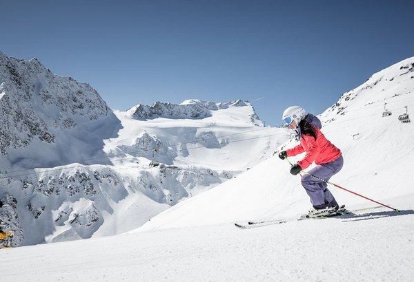 Информация о лыжных районах Зёльдена