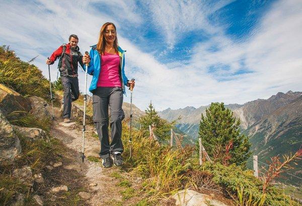 Hiking in Ötztal