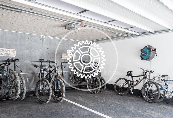 Велосипедная комната